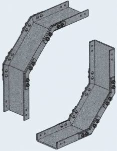 cable tray, cable management, fiberglass cable tray